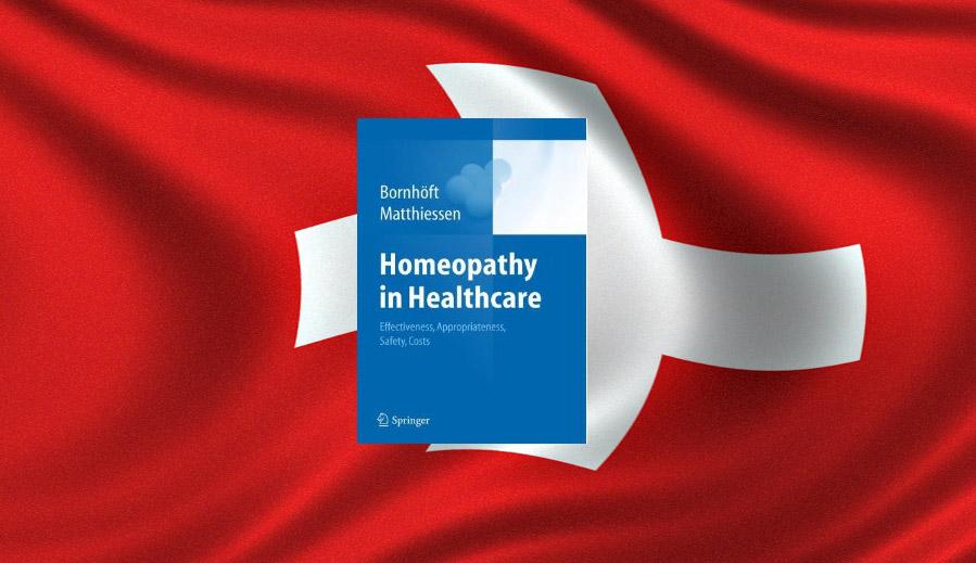 Rapport Suisse en faveur de l'homéopathie.