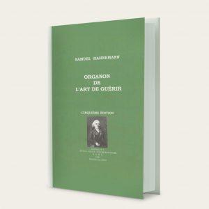 Acheter livre organon de l'art de guérir de Samuel Hahnemann.